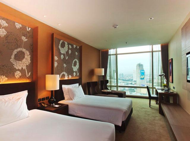 Bangkok Airport To Eastin Grand Hotel Sathorn